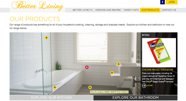 Betterliving Bathroom Products